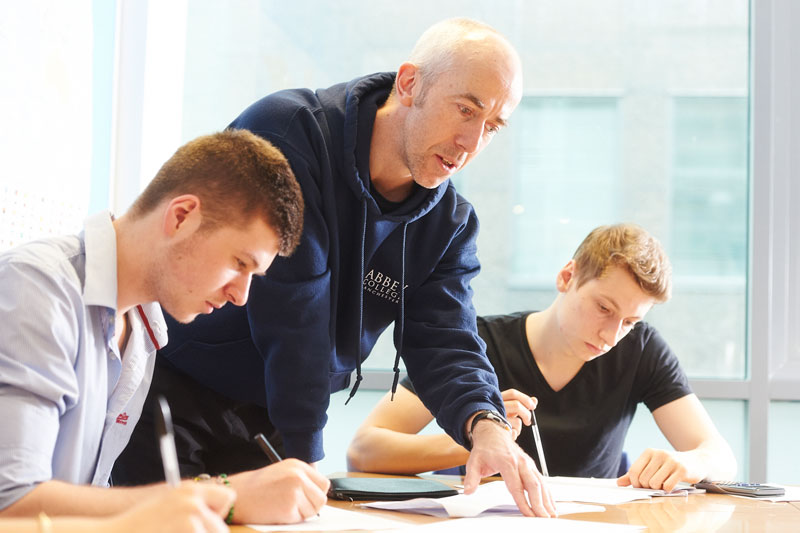 Abbey College Manchester Guide to GCSE Results Day
