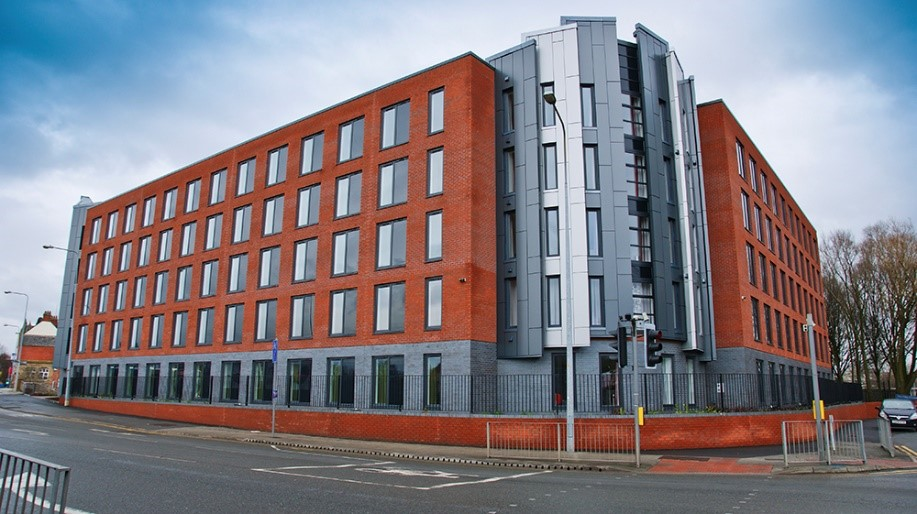 Abbey College Manchester Opens Riverside House Accommodation