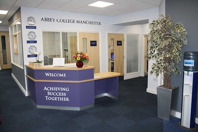 Abbey College Manchester Amazing Environments