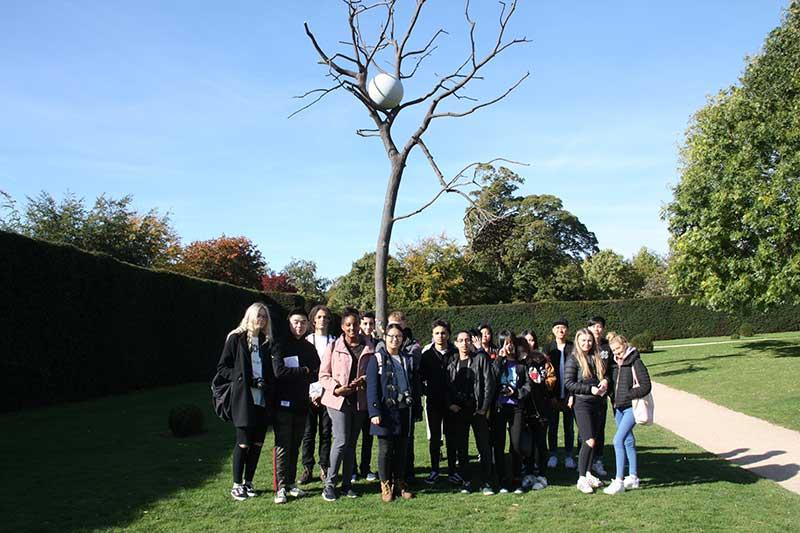 Abbey College Manchester Yorkshire Sculpture Park Visit