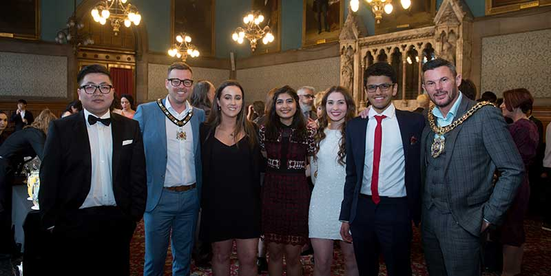 Abbey College Manchester Awards Ceremony