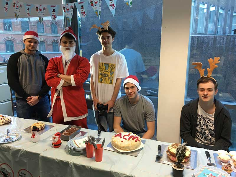 Abbey College Manchester Bake Off