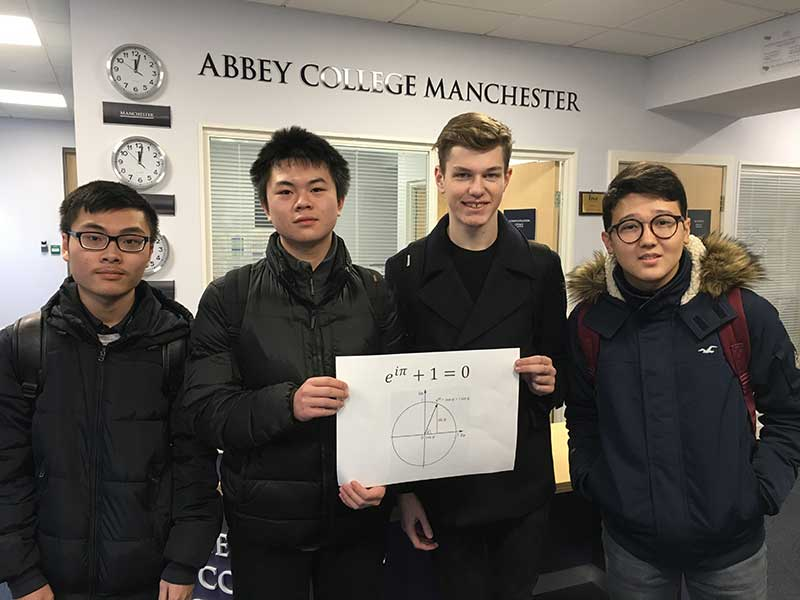 Abbey College Manchester Maths Challenge