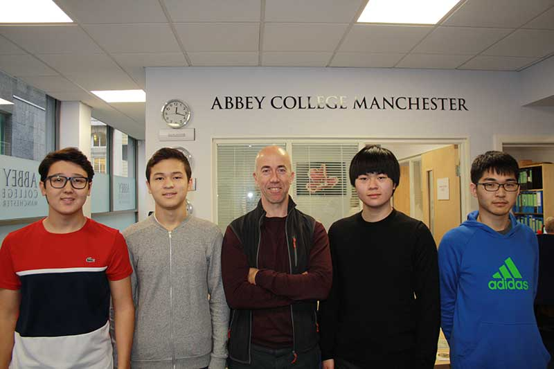 Abbey College Manchester Maths Stars