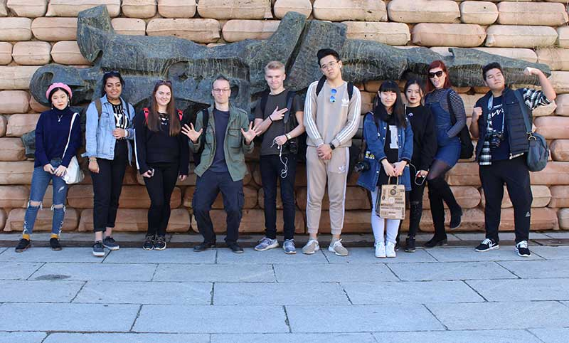 Abbey College Manchester Visit Madrid