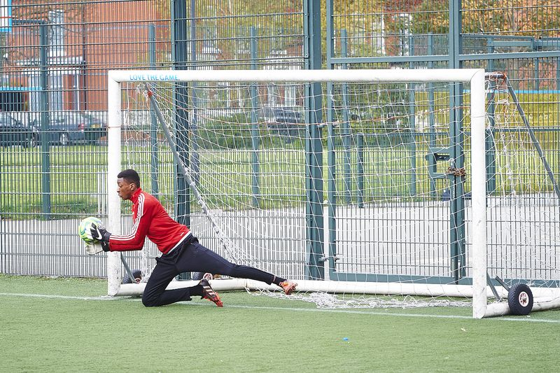 Abbey College Manchester Football and Study Programme Launch