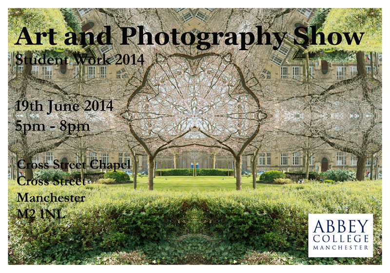 Abbey College Manchester Art and Photography Show