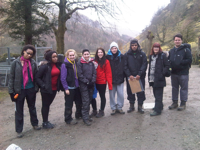 Annual A level Geography Blencathra Field Trip