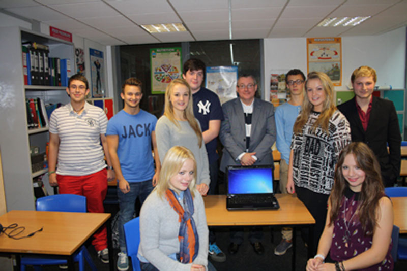 Abbey College Manchester Visit Cavendish Press
