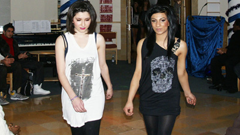 Abbey College Manchester Charity Fashion Show