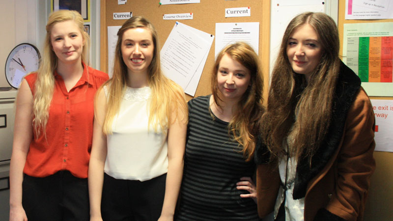 Abbey College Manchester Students Fostering Philosophical Links