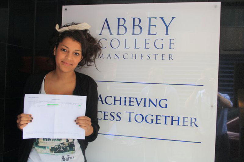 Abbey College Manchester A Level Clearing Guide
