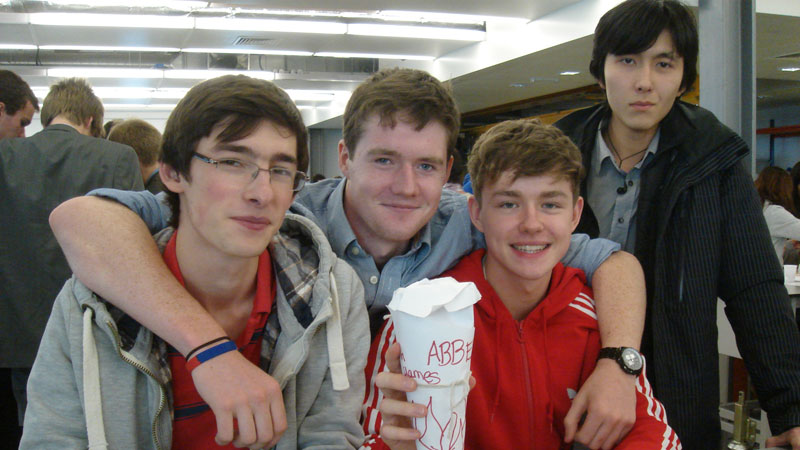 Abbey College Manchester A Level Engineers