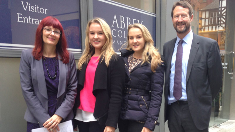 Abbey College Manchester Major Building Investment