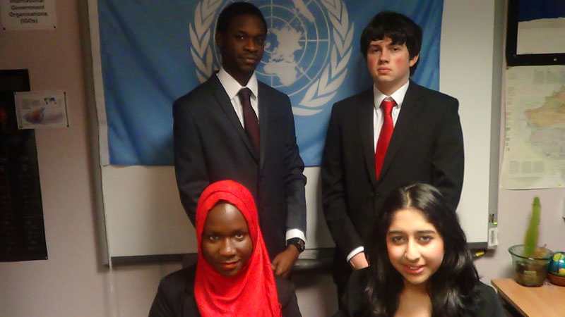Abbey College Manchester Hosts Model United Nations Debate