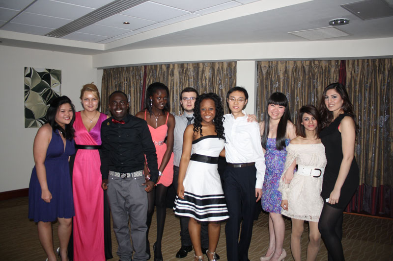 Abbey College Manchester Leavers Prom